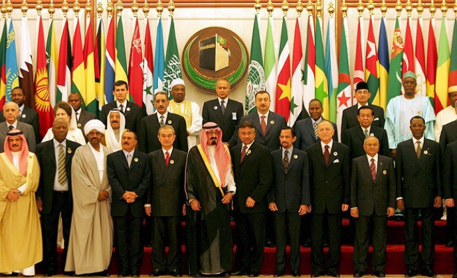 Muslim body to focus on terror, Palestinians at Istanbul summit