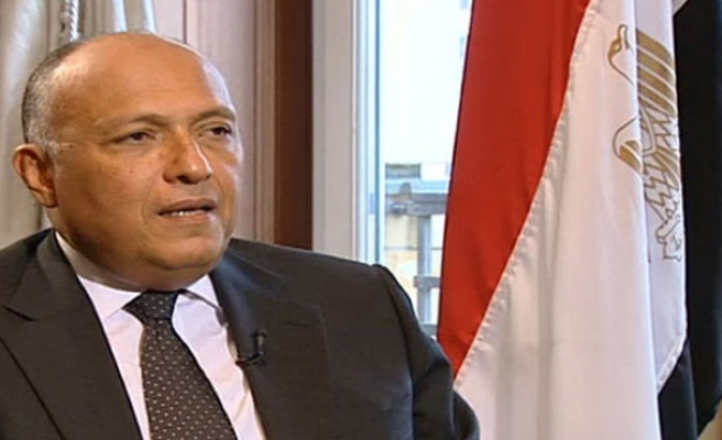 Egyptian FM to visit Turkey, first visit in 3 years