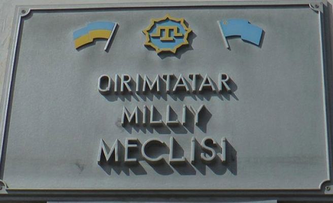 Russia suspends Mejlis of Crimean Tatar People