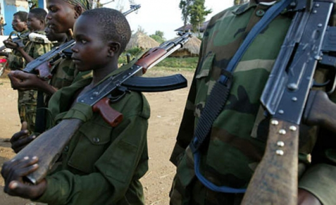 UK firm 'hired ex child soldiers' as mercenaries in Iraq