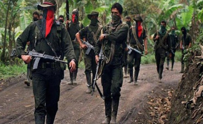 Colombia, ELN announce bilateral cease-fire