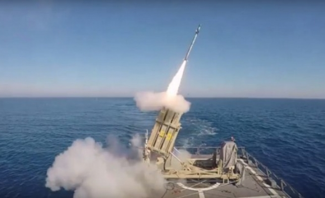 Iran says it fired missiles targeting ISIL in Syria