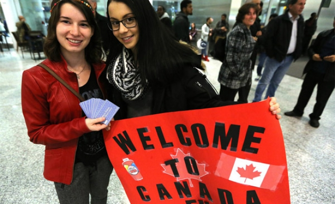 Trump fuels American exodus to Canada....