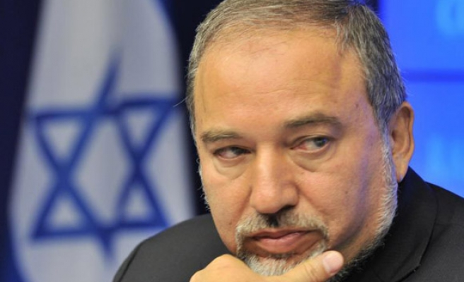 Israel's Lieberman dismisses talk of truce with Hamas