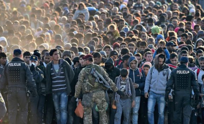 Why is the world afraid of young refugee men?