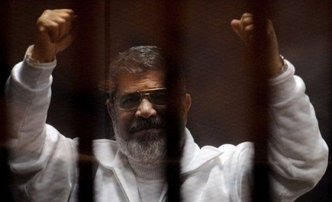 Egypt's Morsi no 'ordinary prisoner,' British MP says
