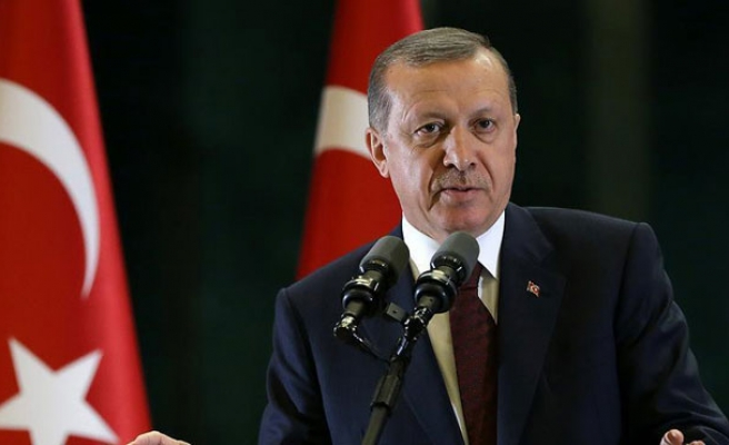 Threat comes from strategic partners says Erdogan