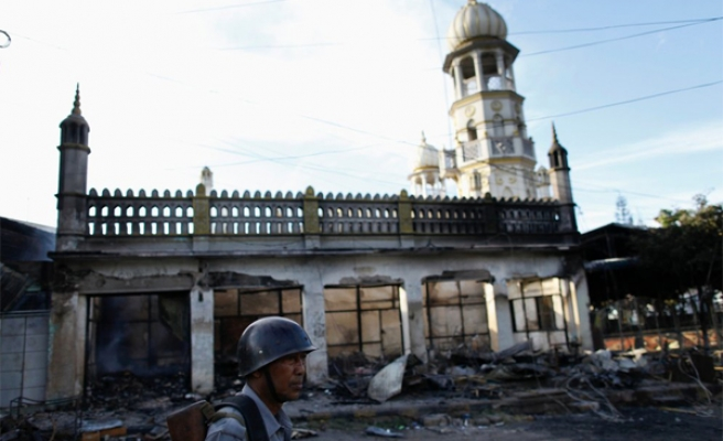 Myanmar to prosecute Illegal mosque builders