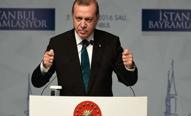ISIL a 'dagger in chest of Muslim's says Erdogan