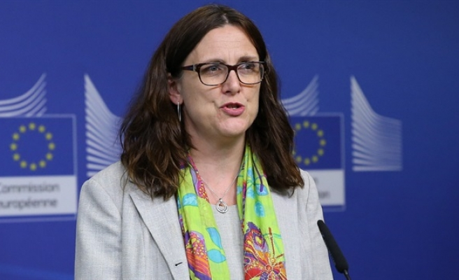 EU will strive for 'more and better' trade with China