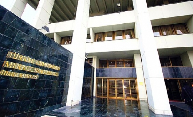 Turkish Central Bank reserves drop to $114.6B in Feb.