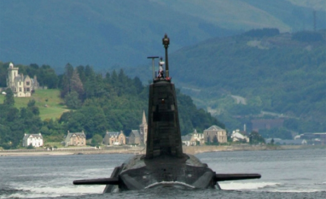 UK minister defends 'failed' Trident missile test