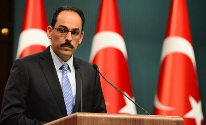 Turkey calls for 'legitimate political order' in Syria