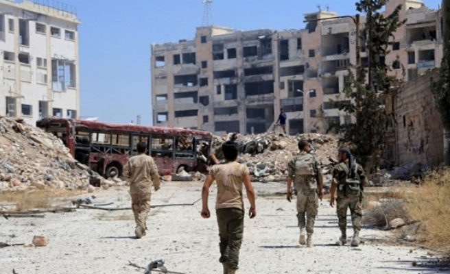 PYD abducting elderly people in Aleppo