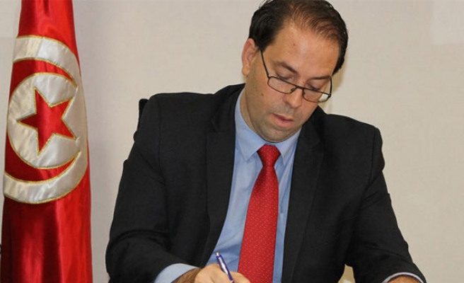 Tunisia names Youssef Chahed as PM-designate