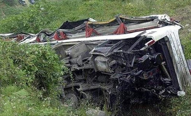 14 killed in Pakistan road accident