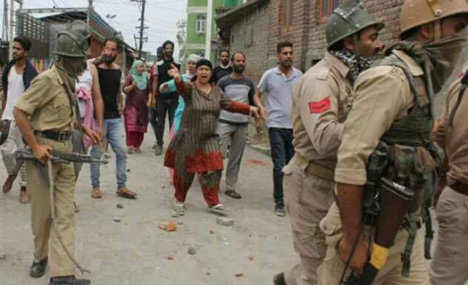 The season of violence rolled around again in Kashmir