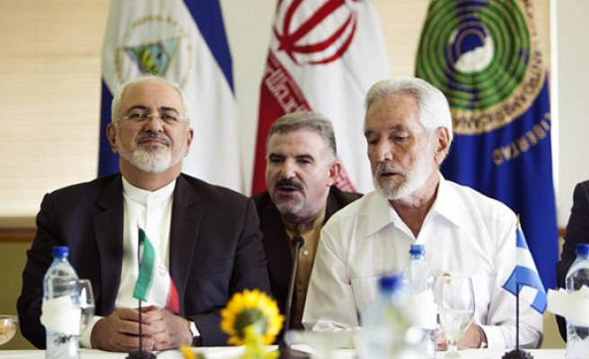 Iran FM seeks to expand trade with Nicaragua