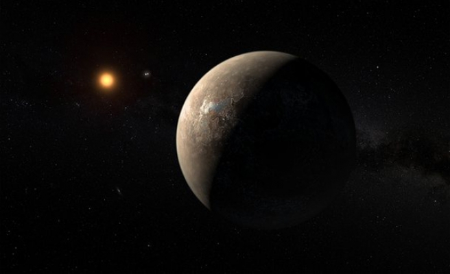 Earth-like planet found orbiting closest star to sun