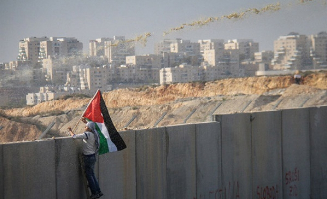 Scottish drive to put Israeli apartheid wall on Google Maps