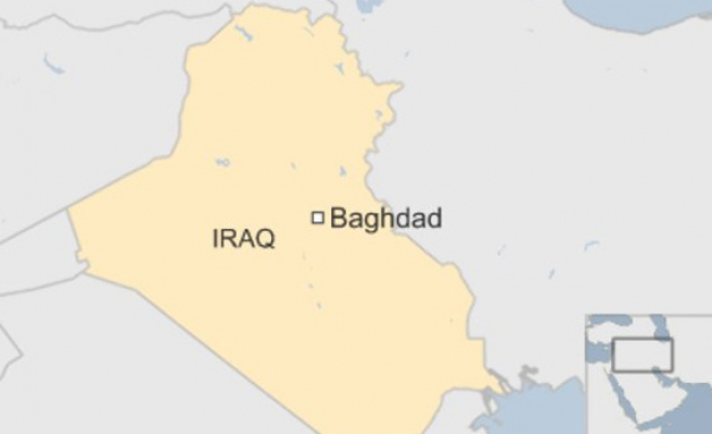 Suicide attack kills 6 tribal fighters north of Baghdad