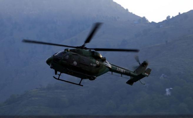 Helicopter crash kills 2 soldiers in SW Algeria