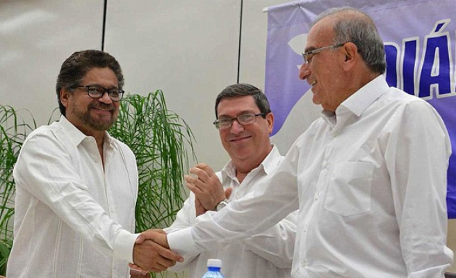 Colombia to sign historic peace deal