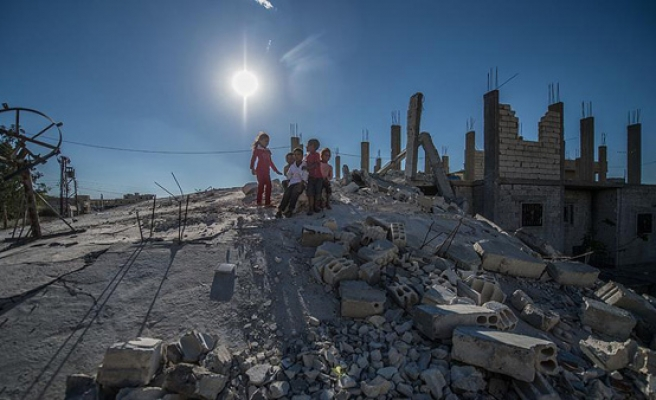 US, Europe, Gulf leaders to discuss Aleppo crisis