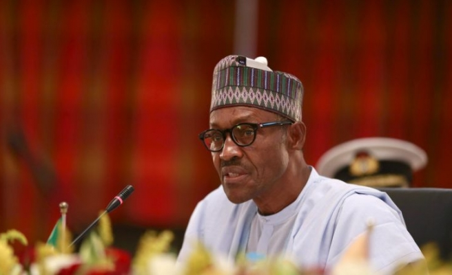 Nigeria's Buhari suspends key aides over alleged graft