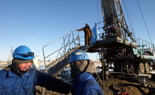 Kazakhstan's Kashagan field exports oil for first time