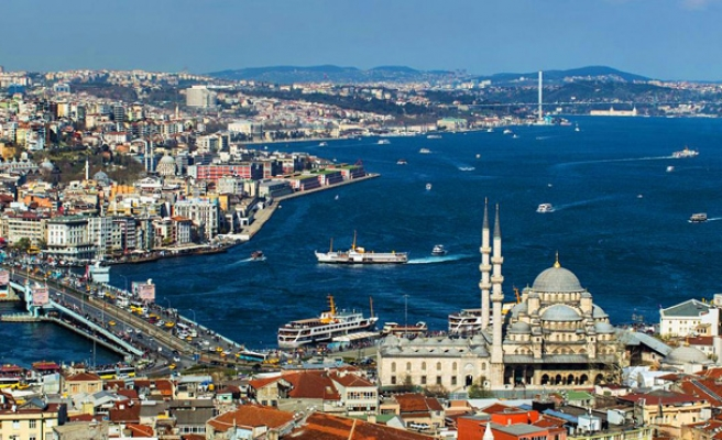 4 Turkish cities among top tourist destinations