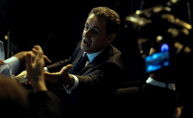 Sarkozy returns for police questioning in Libya probe