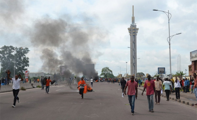 Six killed in DR Congo violence flareup