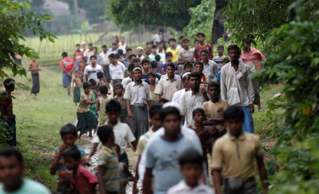'Rohingya not only group suffering in Myanmar'