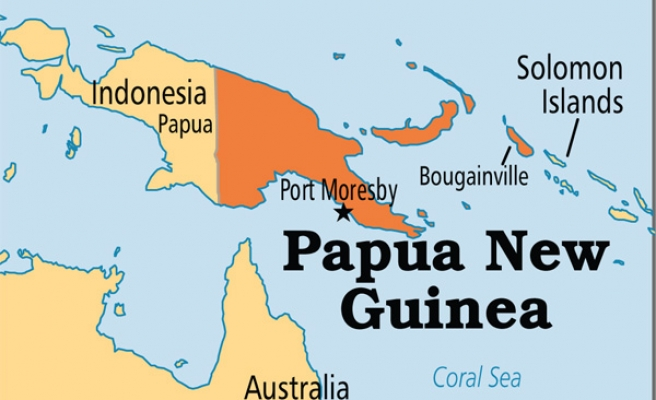 Tsunami alert after 7.9-magnitude PNG quake
