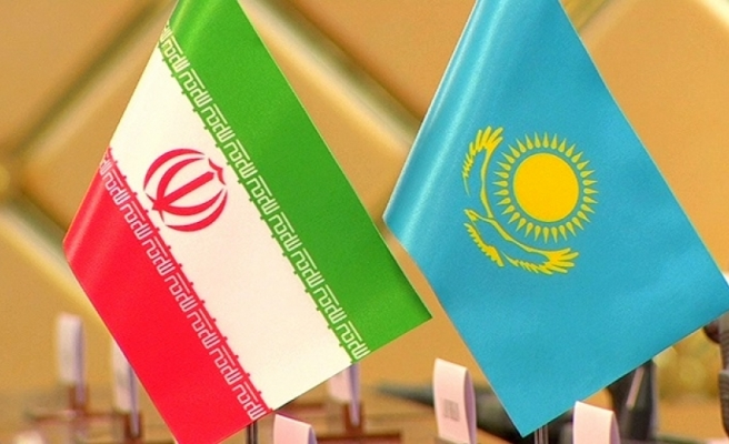 Iran, Kazakhstan eye stepped-up bilateral relations