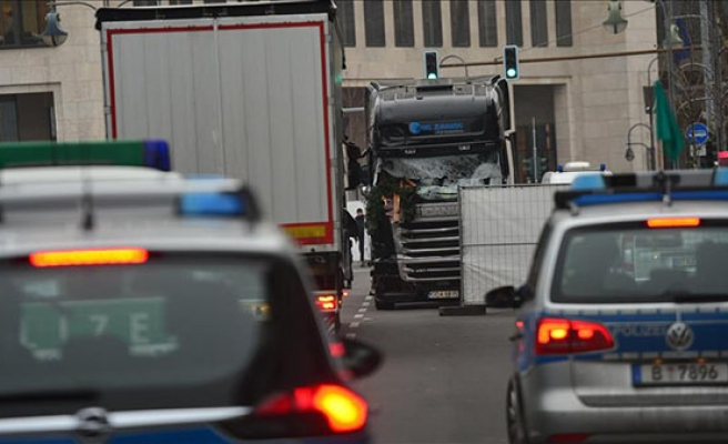 Suspect arrested linked to Berlin attacker released