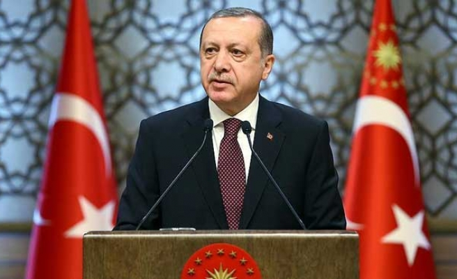 Erdogan vows to rescue Syrian 'brothers' from terror