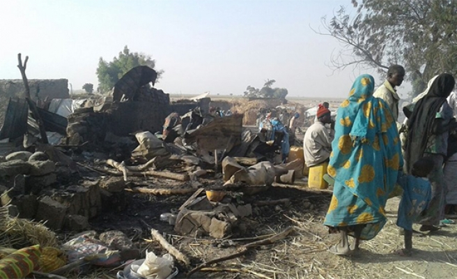34 killed in Nigeria's 'armed bandits attack'