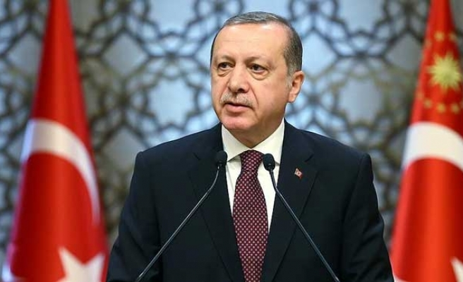 Erdogan: Muslims primary targets of terror groups