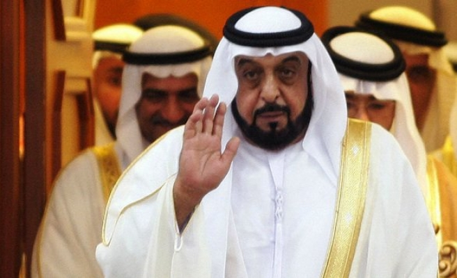 UAE leader makes public appearance after long absence