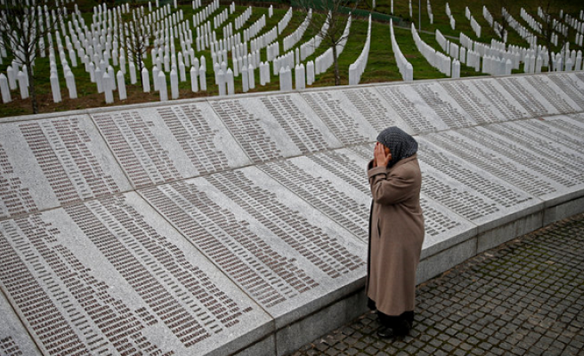 Mother of Srebrenica victim to bury son after 22 years