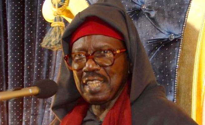 Head of powerful Muslim order in Senegal dies