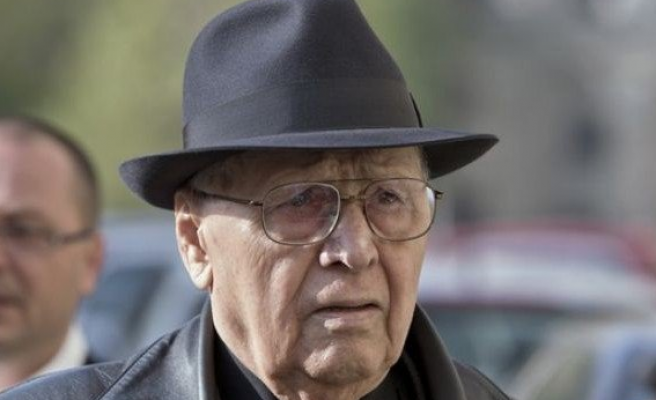 Romania rejects ex-communist prison chief's appeal