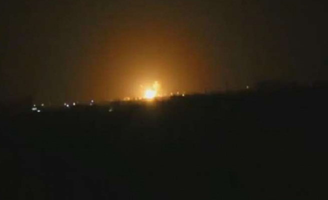 Damascus blast consistent with Israeli policy: Israel