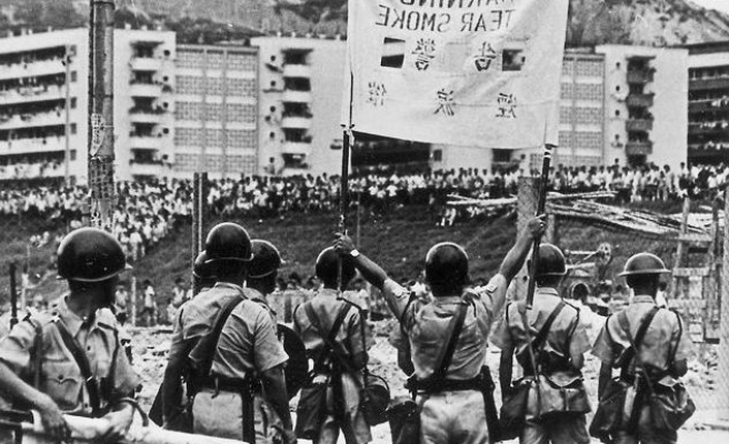 Hong Kong remembers bloodiest violence 50 years on