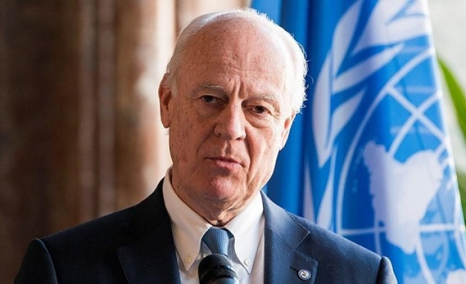 Geneva talks on Syria to be reconvened on May 16: UN