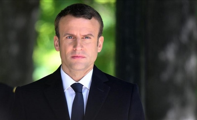 French leader to receive Lebanon's Hariri on Saturday