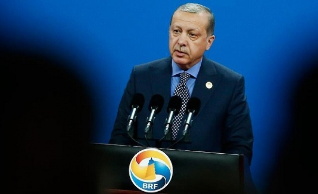 Erdogan: New Silk Road to eradicate terrorism
