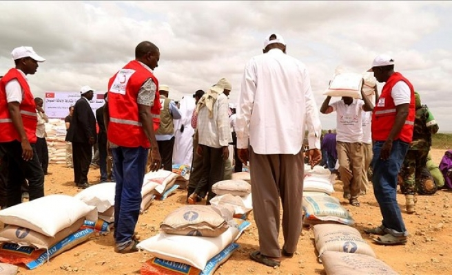Turkey sends aid to cholera victims in Somalia